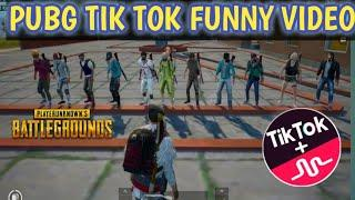 PUBG TIK TOK FUNNY MOMENTS AND FUNNY DANCE (PART 43) || BY PUBG TIK TOK