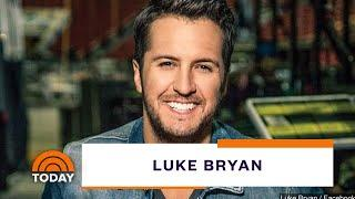 Luke Bryan On Touring, Family And The Thrill Of Being Onstage | TODAY