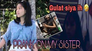 THE ULTIMATE PRANK | PRANK ON MY SISTER | HORROR PRANK | EPIC FAILED PRANK | PRANKS | BCV
