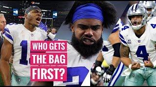 Which Cowboy Gets Paid First? ????Darius Butler Interview | The Lefkoe Show