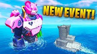 *NEW EVENT* ROBOT FIGHT IS COMING!!! - Fortnite Funny WTF Fails and Daily Best Moments Ep. 1239