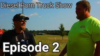 Diesel Porn Truck Show | Ep.2 - Shiawassee County Truck Show, Exclusive Interviews & More!