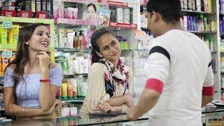 Annu Singh Uncut: Beauty Shopkeeper prank | Beauty Parlour Prank | Hilarious Reaction | BRannu