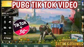 PUBG TIK TOK FUNNY MOMENTS AND FUNNY DANCE (PART 36) || BY PUBG TIK TOK