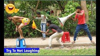 Must Watch New Funny ???????? Comedy Video 2019 Episode 64 || #Funnykivines