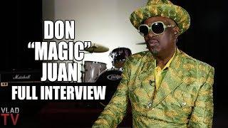 "Don ""Magic"" Juan on His Pimping Career, 24 Kids, God Telling Him to Retire (Full Interview)"