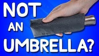 """This Umbrella Gets You """"Wet"""" On Purpose 