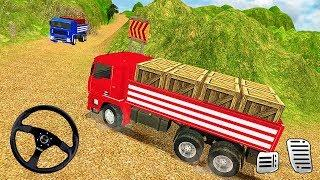 Indian Cargo Truck Driver Duty - Offroad Truck Driving 3D - Android Gameplay