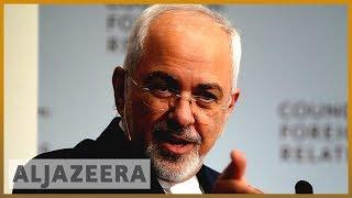 Analysis: Iranian foreign minister's reaction to US sanctions
