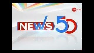 News 50: Watch top news headlines of July 01st, 2019