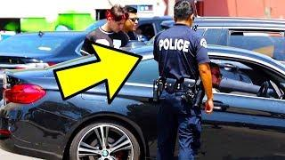 99% Savage Level Prank On Cops! (GONE WRONG) ????????