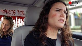 HIDDEN CAMERA UBER PRANK 22 | AYYDUBS
