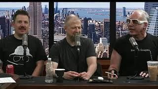 Andrew Dice Clay Doesn't Like Toilet Humor (Anthony Cumia Show with Jim Norton)