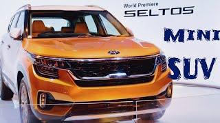 Kia Seltos Auto show - 2020 Cars Review - World Premier